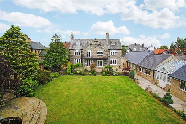 Thumbnail Detached house for sale in Wheatlands Road, Harrogate, North Yorkshire