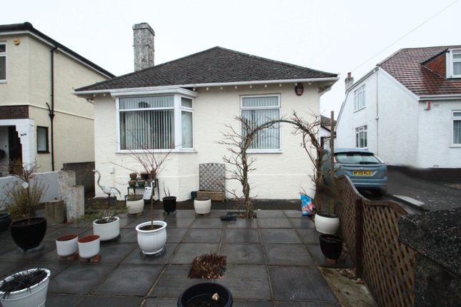 Thumbnail Detached bungalow for sale in Cresthill Road, Beacon Park, Plymouth