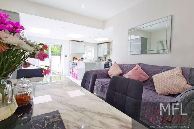 Thumbnail Terraced house for sale in Benett Gardens, Norbury