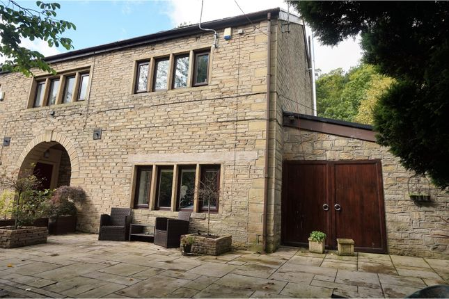 Thumbnail Barn conversion for sale in Halls Barn, Greenfield