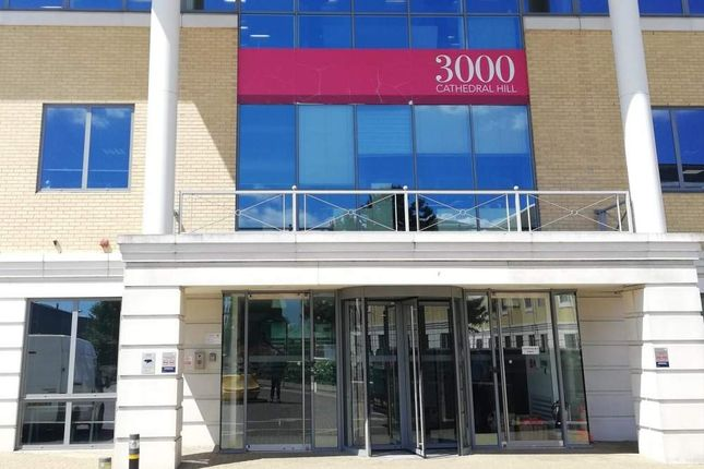 Thumbnail Office to let in 3000 Cathedral Hill, Guildford