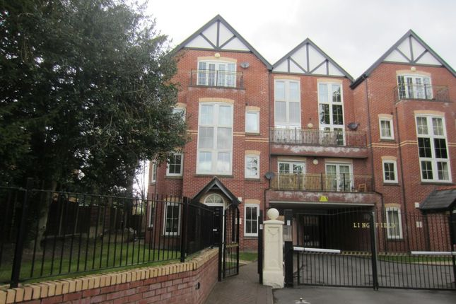 Thumbnail Flat for sale in Lingfield, Whalley Road, Manchester