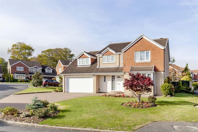 Thumbnail Detached house for sale in Fairfield Court, Ashgate, Chesterfield