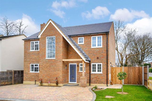Thumbnail Detached house for sale in Sandy Lane, Heath And Reach, Leighton Buzzard