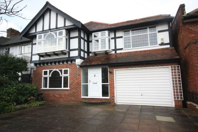 Thumbnail Detached house to rent in Ullswater Crescent, Kingston, London