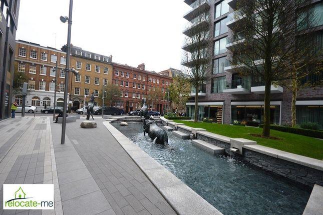 Communal Areas of Goodman Fields, London E1