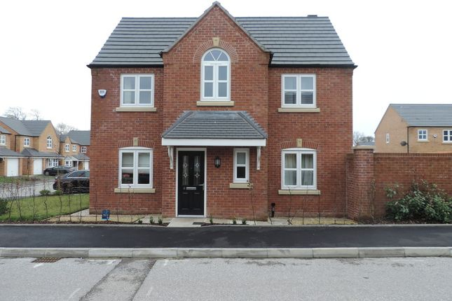 Thumbnail Detached house for sale in Larchfield Close, Royton, Oldham