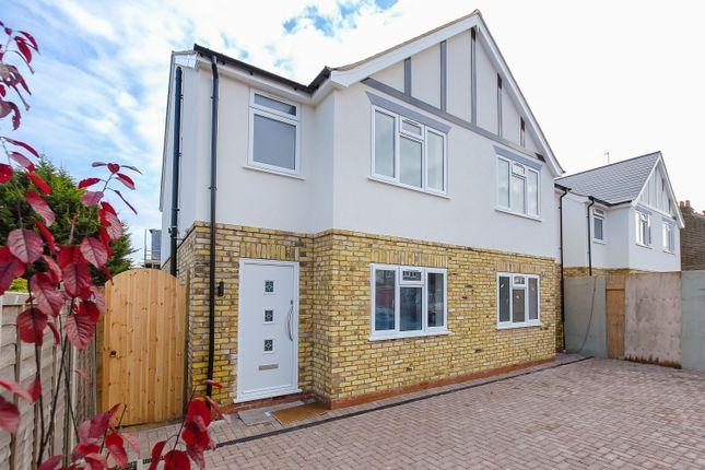 Thumbnail Semi-detached house for sale in Otterfield Road, West Drayton, Uxbridge