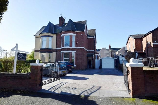 Thumbnail Semi-detached house for sale in Hawcoat Lane, Barrow-In-Furness