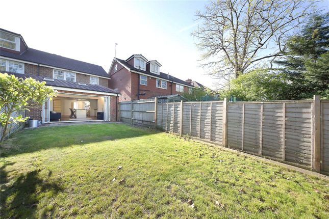 Thumbnail Semi-detached house to rent in Nevinson Close, Wandsworth Common, London