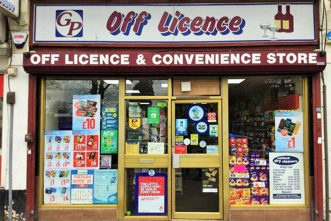 Retail premises for sale in 280 Walsgrave Road, Coventry