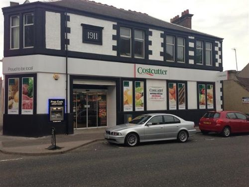 Thumbnail Retail premises for sale in Lochgelly, Fife