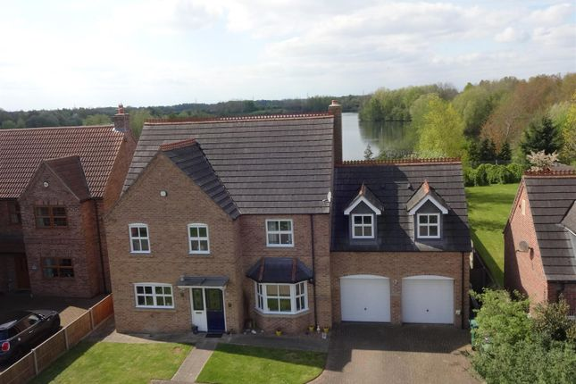 Thumbnail Detached house for sale in Leys Close, North Hykeham, Lincoln