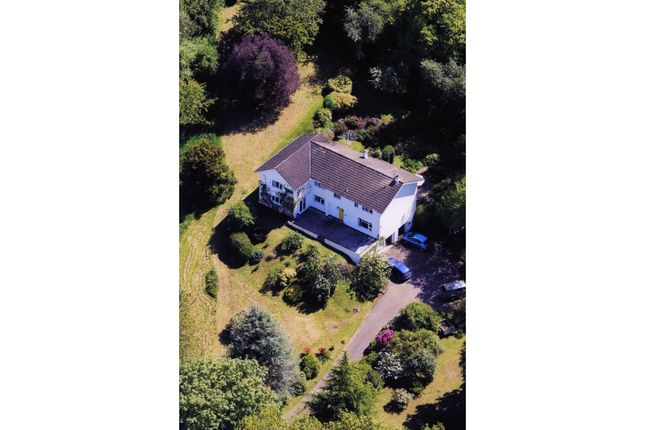 Thumbnail Detached house for sale in Mitchel Troy, Monmouth