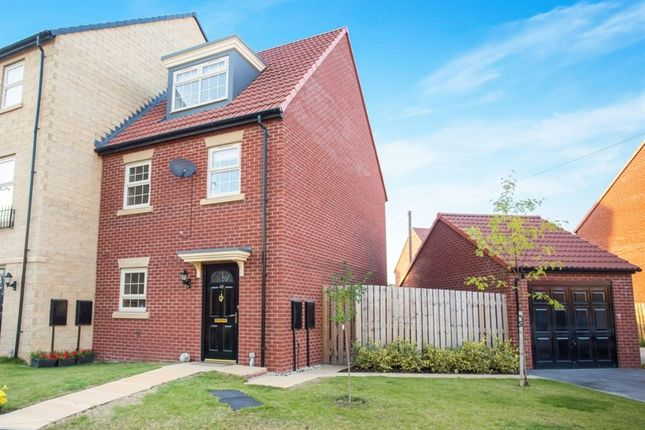 Thumbnail Semi-detached house to rent in Turnberry Avenue, Ackworth, Pontefract