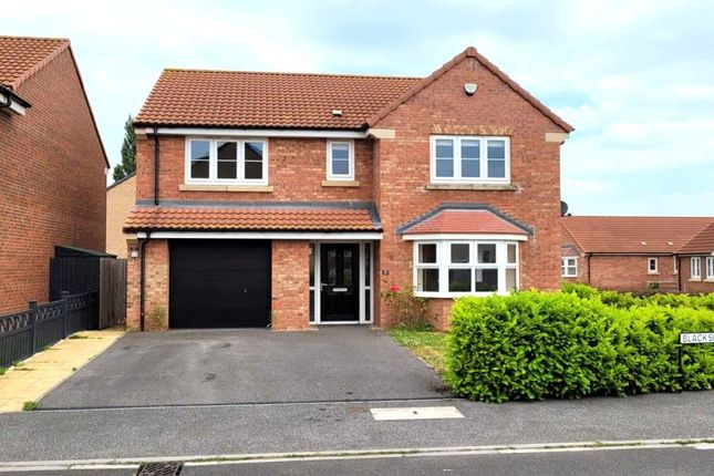 4 bed detached house to rent in Blackshaw Crescent, Thorpe Willoughby, Selby YO8
