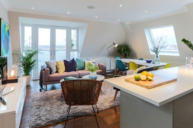 Thumbnail Duplex to rent in Balham Hill, London