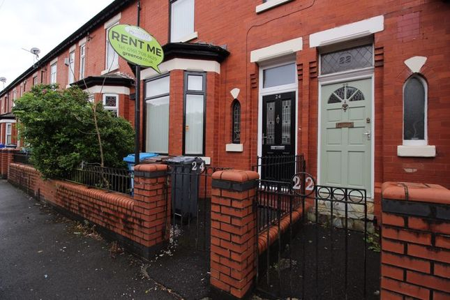 Thumbnail Terraced house to rent in Westleigh Street, Blackley, Manchester