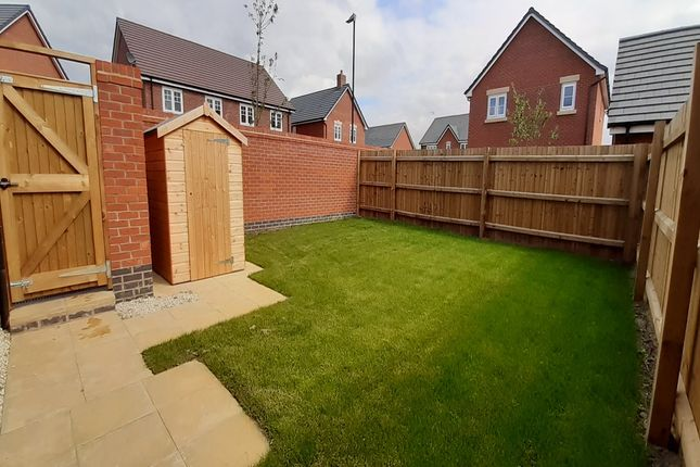 2 bedroom semi-detached house for sale in Ellis Gardens, Newton Lane, Newton, Rugby