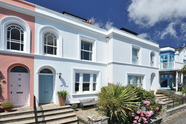 Thumbnail Terraced house for sale in Lower Castle Road, St. Mawes, Truro