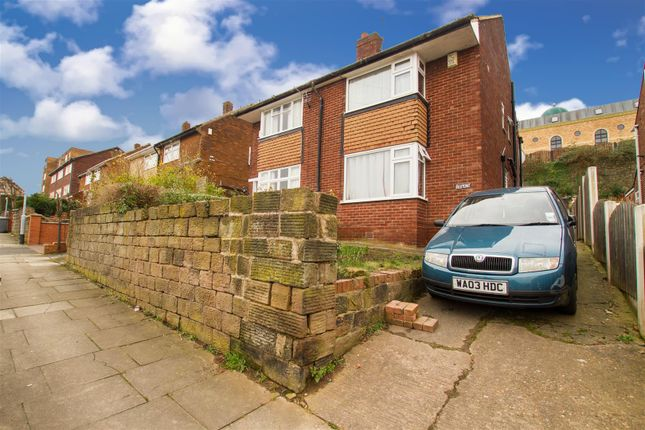 Thumbnail Semi-detached house for sale in Brentwood Villas, St. Leonards Road, Rotherham