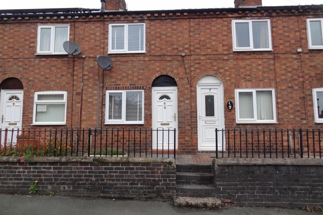Thumbnail Terraced house to rent in Chester Road, Whitchurch