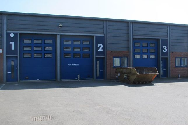Thumbnail Light industrial to let in Unit 2 Newlin Business Park, Exchange Road, Lincoln