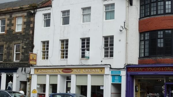 Thumbnail Flat to rent in 36B, High Street, Peebles
