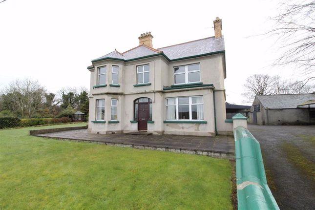 Thumbnail Detached house for sale in Kilmore Road, Crossgar, Co. Down