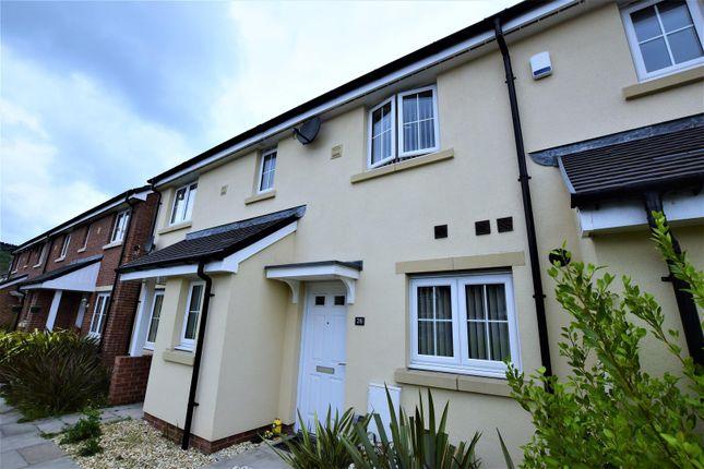 Thumbnail Terraced house for sale in Parc Y Dyffryn, Rhydyfelin, Pontypridd