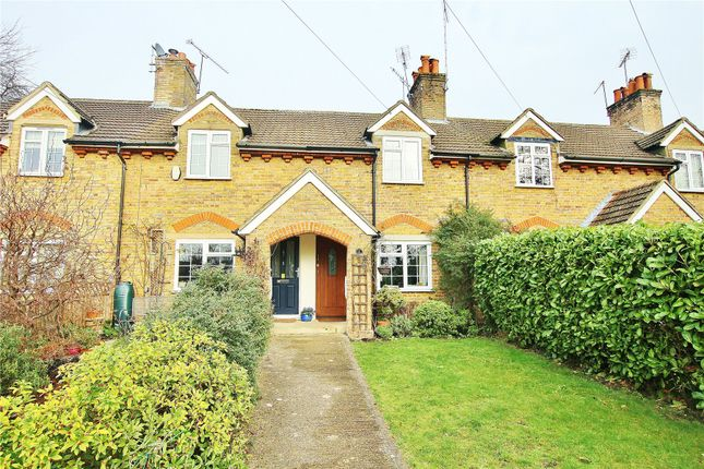 Thumbnail Terraced house for sale in Victoria Road, Knaphill, Woking, Surrey