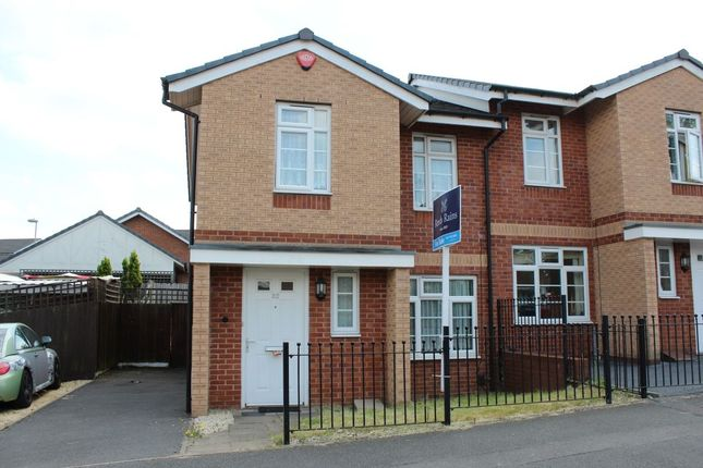 Thumbnail Semi-detached house for sale in The Riddings, Birmingham