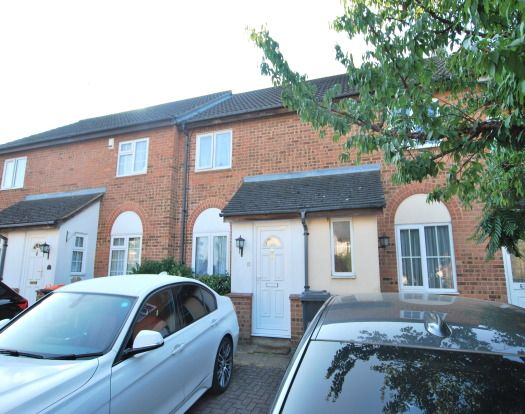 Thumbnail Terraced house to rent in St. Georges Close, Leighton Buzzard