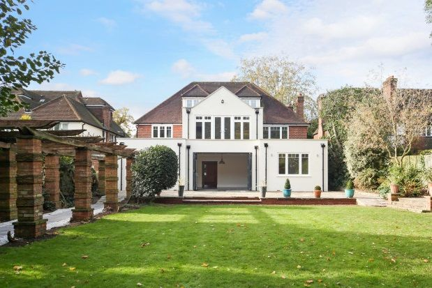 Thumbnail Detached house to rent in St Aubyns Avenue, Wimbledon Village