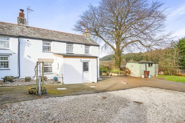 Thumbnail Semi-detached house for sale in Liskeard, Cornwall, Plymouth