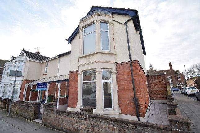 Thumbnail Property to rent in Henley Road, Southsea