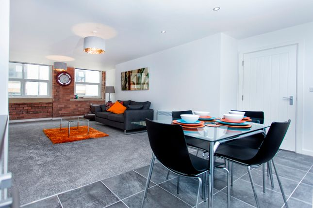 Thumbnail Flat to rent in Empire House, City Centre, Bradford