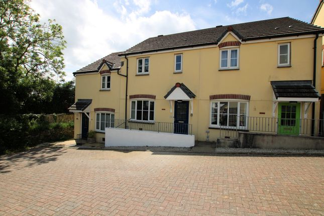 Terraced house for sale in Swans Reach, Swanpool, Falmouth