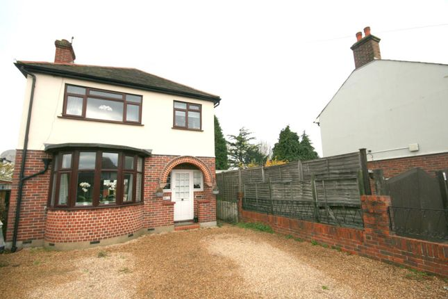 Thumbnail Detached house to rent in Ruxley Lane, West Ewell, Epsom