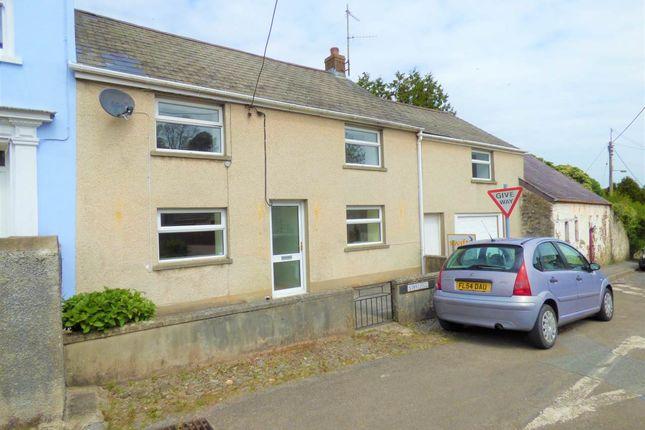 Thumbnail Property to rent in Plas Road, Llansteffan, Carmarthenshire