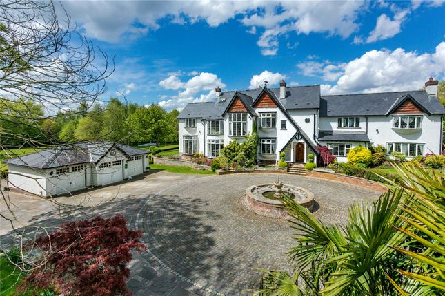 Thumbnail Detached house for sale in Wilmslow Road, Woodford, Stockport, Cheshire