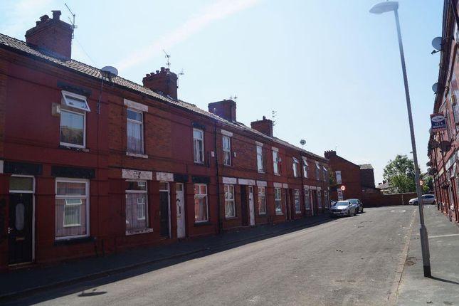 Thumbnail Terraced house for sale in Maida Street, Longsight