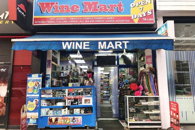 Thumbnail Commercial property for sale in Walm Lane, Willesden Green