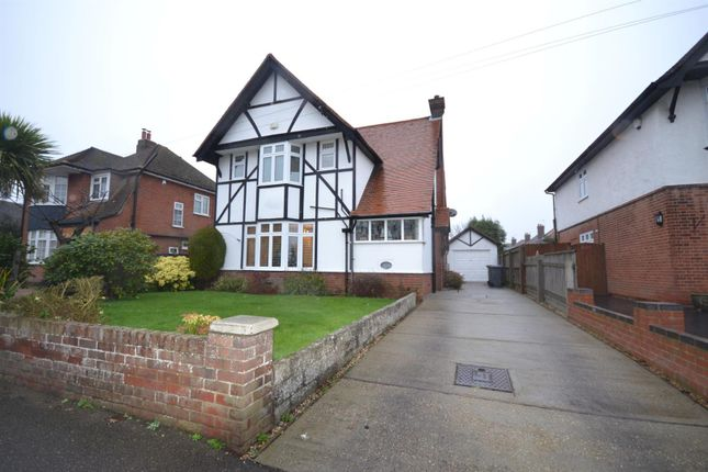 Thumbnail Property for sale in High Road East, Old Felixstowe, Felixstowe