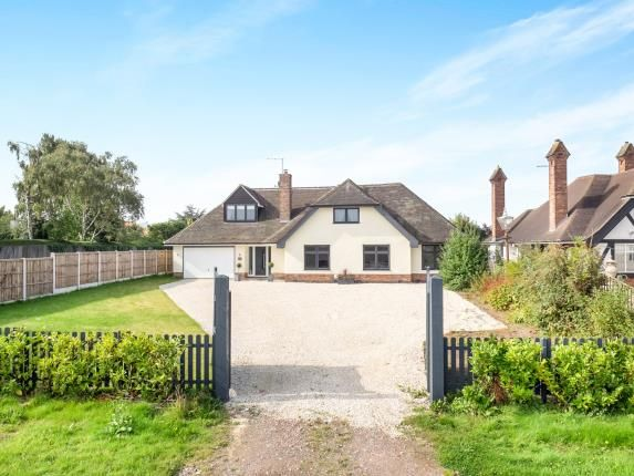 Thumbnail Detached house for sale in Nicker Hill, Keyworth, Nottingham, Nottinghamshire