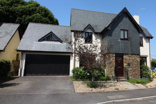 Thumbnail Detached house for sale in Fullaford Park, Buckfastleigh
