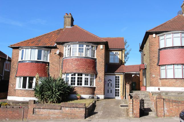 Thumbnail Semi-detached house for sale in Exmouth Road, Welling, London