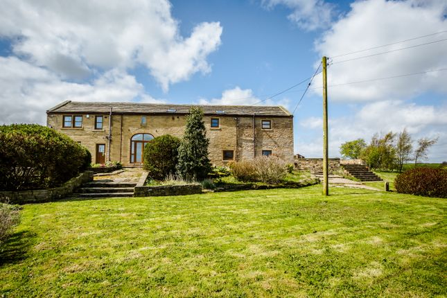 Thumbnail Barn conversion for sale in Prune Park Lane, Allerton, Bradford