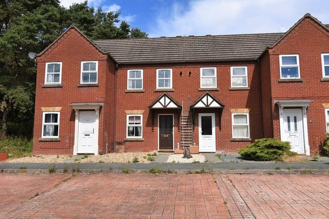 Thumbnail Flat for sale in Sheepwell Court, Ketley Bank, Telford