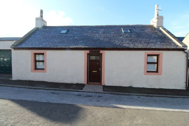 Thumbnail Cottage for sale in Park Street, Portknockie